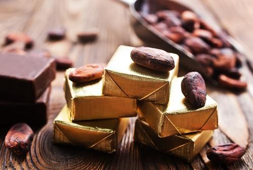 cacao en chocolat