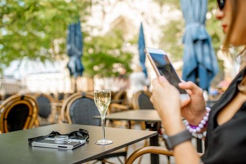 producteur de champagne à Reims